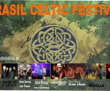Brasil Celtic Festival