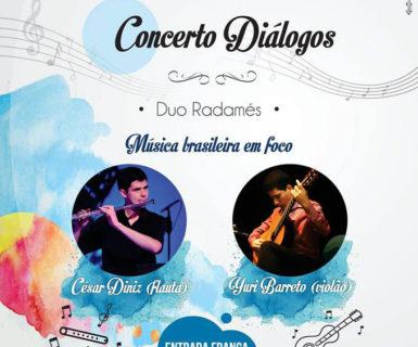 "Duo Radamés – Concerto ""Diálogos"" – FGM"