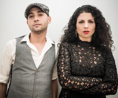 Julia Bosco & Donatinho – show Aquarius