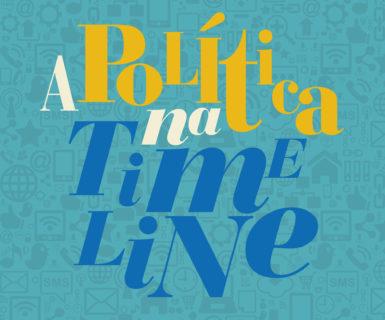 """Lançamento do livro """"A Política na Timeline"""""""