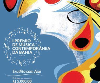 I Prêmio de Música Contemporânea da Bahia (SecultBA)