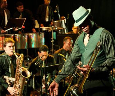 Sanbone Pagode Orquestra – show Afrologia